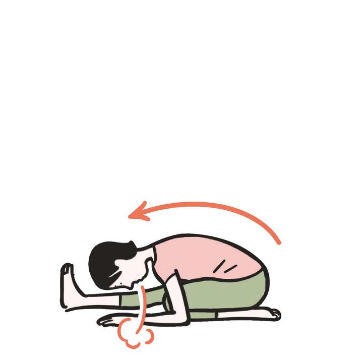 自律神経を整えるヨガ04