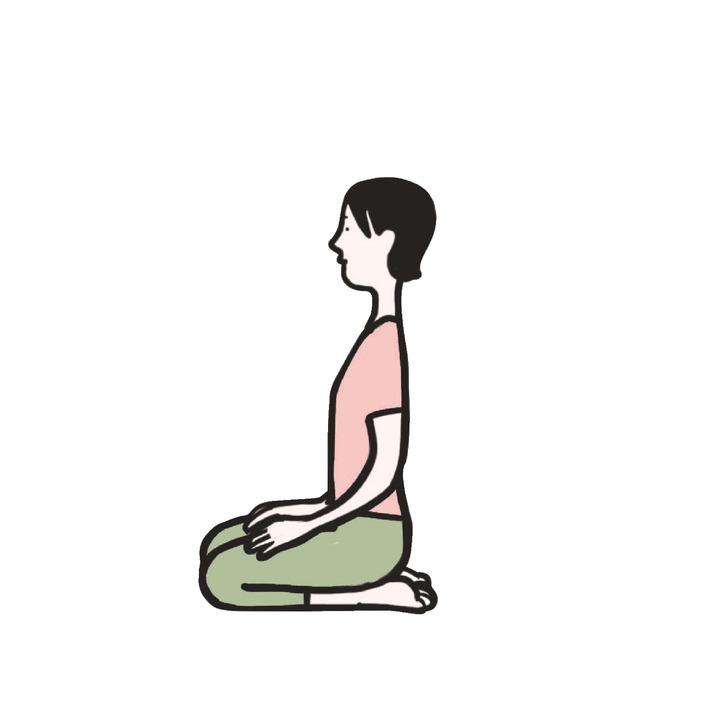 自律神経を整えるヨガ01